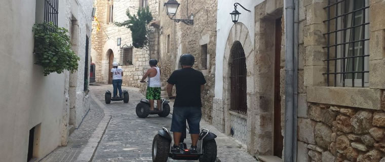 Segway Sitges Classical Tour