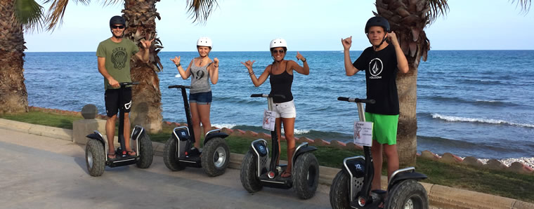 segway Sitges Mini Route
